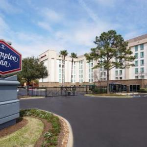 Hampton Inn Houston Near the Galleria Houston Texas