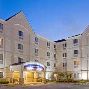 Candlewood Suites Houston Medical Center Houston