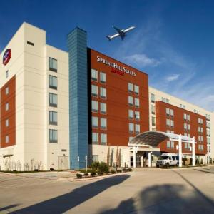 SpringHill Suites Houston Intercontinental Airport in Houston