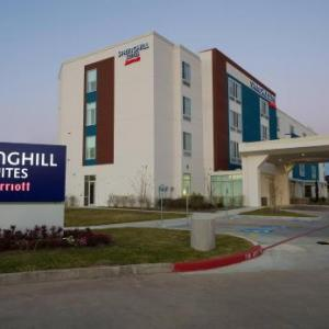 SpringHill Suites by Marriott Houston Hwy. 290/NW Cypress Texas