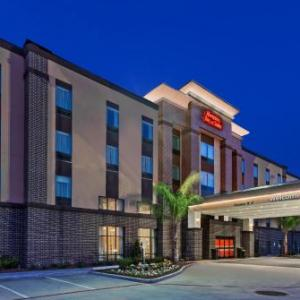 Hampton Inn & Suites Houston I-10 West Park Row Tx Texas