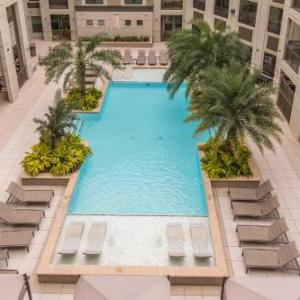 Luxurious Downtown Houston 1BR Apt in Houston
